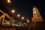 上野:高速燈台(旧堺港)